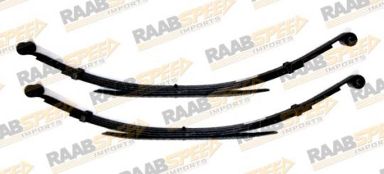 BLATTFEDERN PAAR DODGE RAM 1500 PICKUP 2WD 94-01 (3/1)