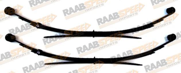 BLATTFEDERN PAAR DODGE RAM 1500 PICKUP 2WD 4WD 02-09